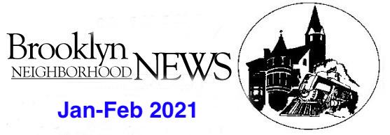 Brooklyn Neighborhood News - Jan-Feb 2021
