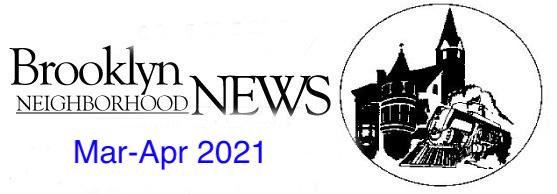 Brooklyn Neighborhood News - Mar-Apr 2021